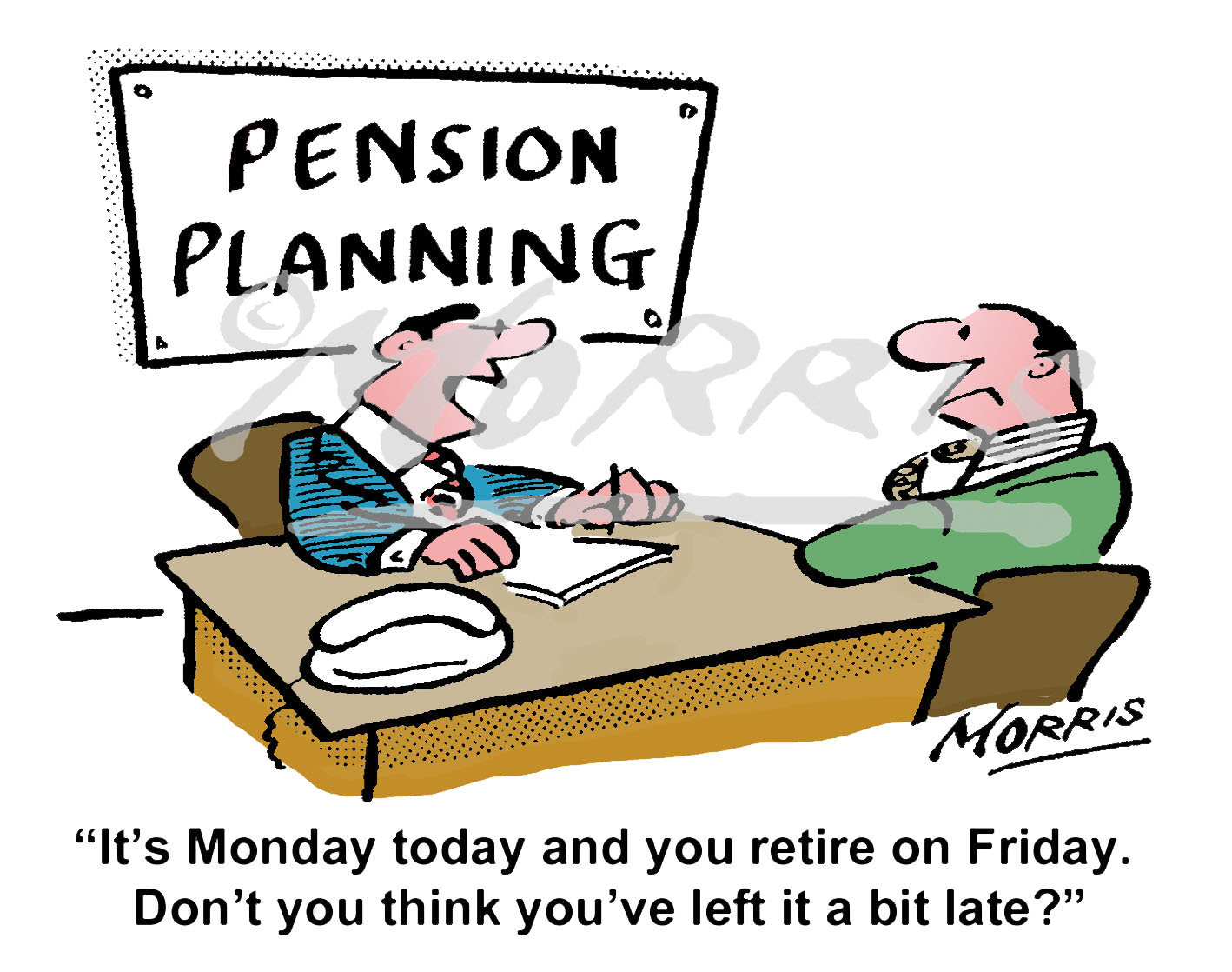 Retirement planning for my parents
